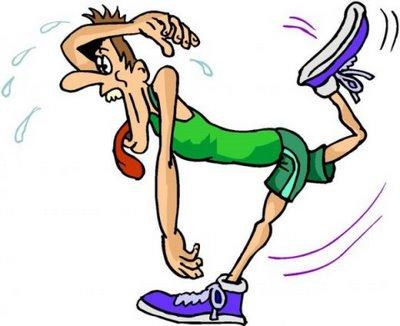 Hur jag känner mig när jag springer